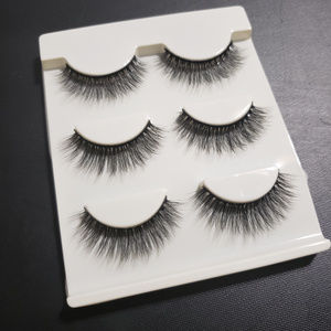 X19 3D Mink False Lashes Set
